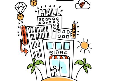 Clip  «Draw My Retail»