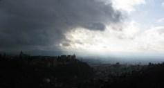 La Alhambra desde el Sacro Monte