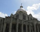Una de las tantas iglesias cristianas ortodoxas de Addis Ababa, Etiopía