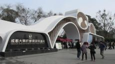 Centro de conservación de Osos Panda Gigantes de Chengdu