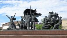 Monumento a la Revolución de 1905.