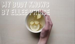 My Body Knows, by Ellee Achten