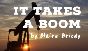 It Takes a Boom, by Blaire Briody