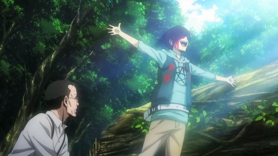 Animes e Mangás Battle Royale - Batalha Real