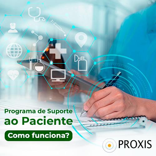 programa de suporte ao paciente