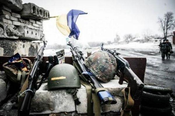 Ситуация на Донбассе обостряется: среди бойцов АТО есть ...