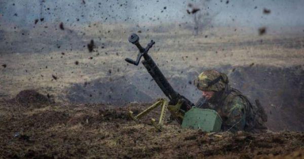 Бойцы АТО дали мощный отпор боевикам на Донбассе: среди ...