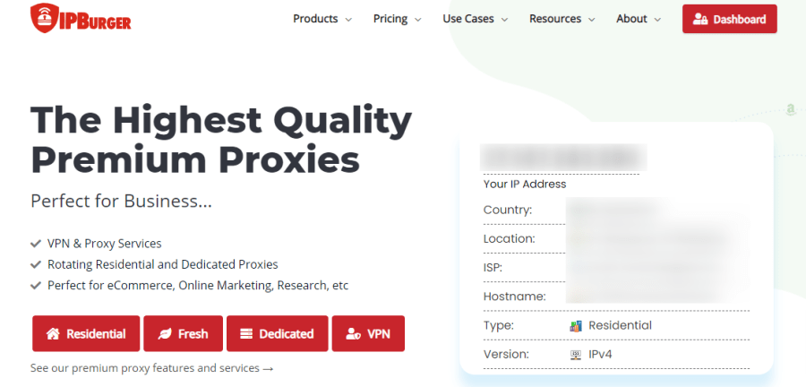 The Highest Quality Residential Proxies