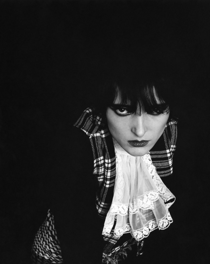 Siouxsie Sioux, 1979, photography by Sheila Rock.