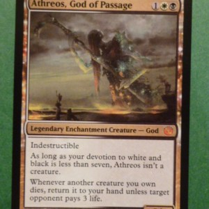 Athreos, God of Passage  black core