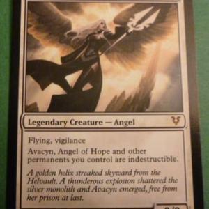 Avacyn, Angel of Hope  black core
