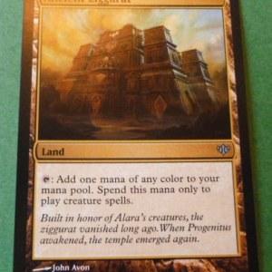 Ancient Ziggurat  black core