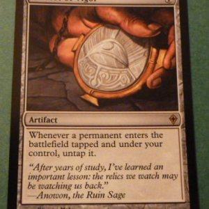 Amulet of Vigor  black core