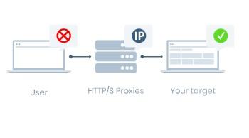 web proxy server