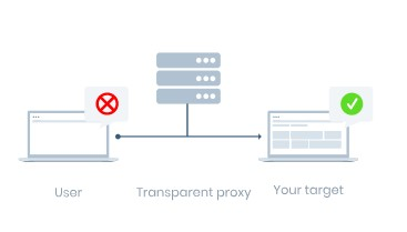 configure proxy meaning