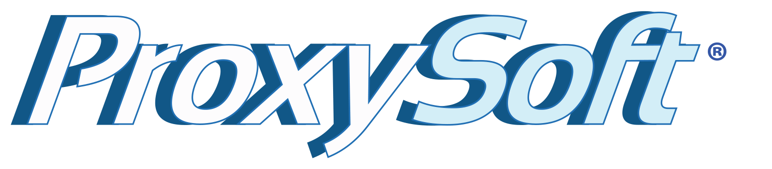 ProxySoft Dental Floss Logo