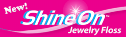 ShineOn Jewelry Floss Logo