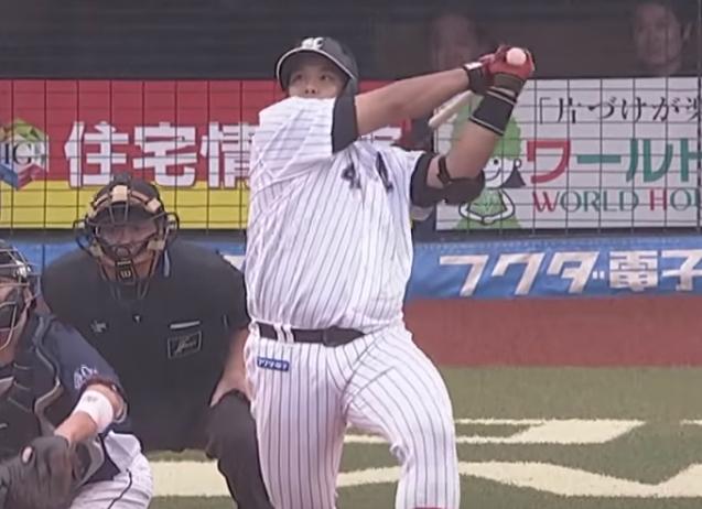2018 7月 月間MVP パ・リーグ 井上晴哉