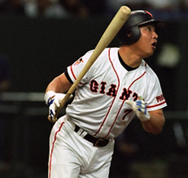 巨人 歴代 背番号7 選手 不幸 不吉 吉村禎章 二岡智宏 長野久義
