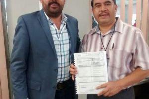 Entrega Ayuntamiento de Comapa cuenta pública 2016