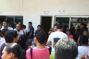 Regularizan alrededor de 15 colonias en Cosolapa Oaxaca
