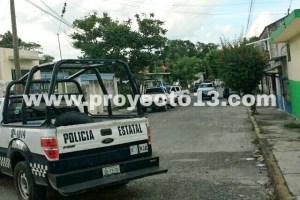 Dos hombres y una mujer ejecutados, en Cuitláhuac