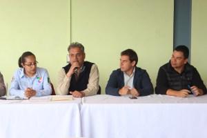 Instalan Consejo Municipal de Protección Civil en Coscomatepec; 12 refugios temporales