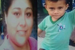 Desaparece mujer y su hijo en Omealca