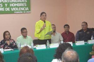 Instalan el Sistema Municipal para la igualdad de Trato entre Hombres y Mujeres
