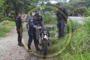 Elementos de la Policía Municipal  frustraron  un intento de asalto, en la comunidad de Mata Clara.