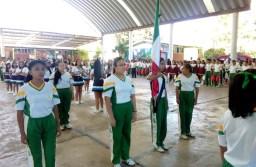 El derecho a la educacion de mas de 500 estudiantes de la Tecnica 129 de Peñuela esta en riesgo.