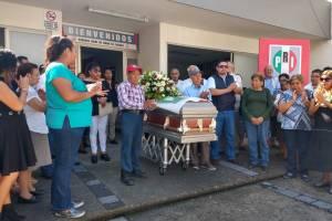 Dan último adiós a alpinista orizabeño muerto el domingo en el Pico de Orizaba