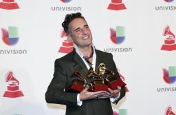 Jorge Drexler, el gran triunfador de los Grammy