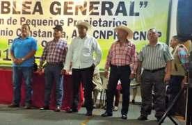 Cañeros ratifican a Constanza Montalvo para seguir al frente de la CNPR hasta el 2024