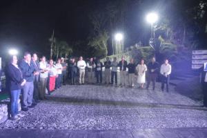 """Inauguran parque temático """"El Cerrito del Calvario"""" en Ixtaczoquitlán"""