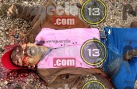 Asesinan a tres sujetos al salir de restaurante, en la carretera Federal Cordoba-Cuitláhuac