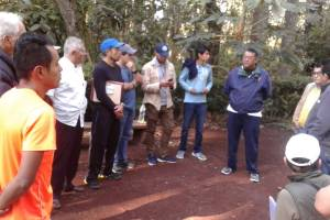 Interpondrán denuncia contra alcalde de Xalapa, si inicia parque en Bosque