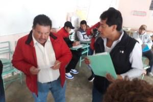 Jornada Itinerante en la localidad de Alta Luz, Tlamatoca; Huatusco