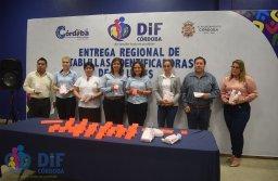 DIF apoya a personas con discapacidad visual