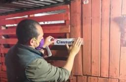 En operativo, suspenden bares clandestinos en Córdoba