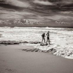 """""""Quiero ser mar, solo consigo espuma"""" - Niklas Montelius - 020714"""