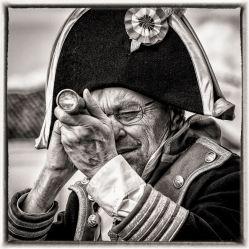 """""""El viejo Capitán de artillería"""" - Niklas Montelius - 150614"""