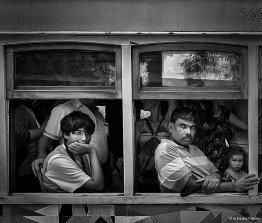 """""""Viajeros"""" - Eduard Francés - 011014"""