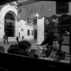 """""""Café con churros en Cái"""" - Manú Ruhe - 280115"""