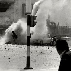 """""""Disturbios de pescadores en Cádiz, 1978"""" - Carmona Otero - 311214"""