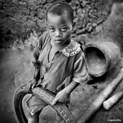 """Burkina Faso 2005"" - Gabriel Brau - 010915"