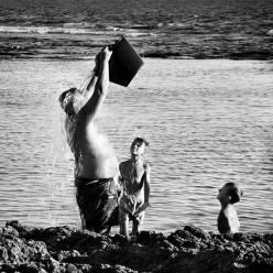 """""""El hombre del agua"""" - Jose Ant Domínguez - 150715"""