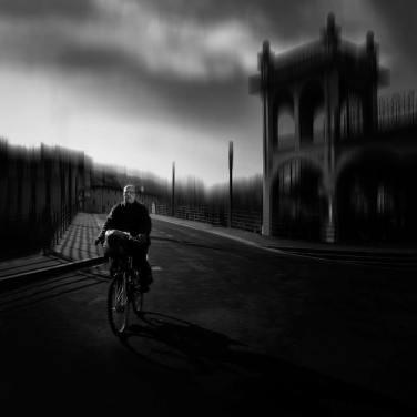 """""""El ciclista"""" - Asier Garagarza Sánchez - 130315"""