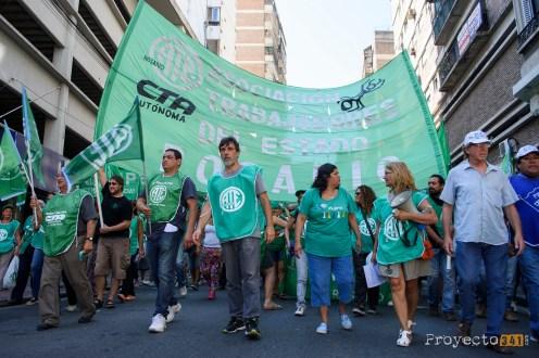 #ATE lideró la manifestación por las calles de #Rosario Primer paro nacional a Macri Se realizó el primer paro nacional de empleados estatales en la era Macri #Proyecto341 #ParoNacional #Macri #ATE #fotoperiodismo #Rosario PH: Sebastian Criado , reservados todos los derechos / all rights reserved