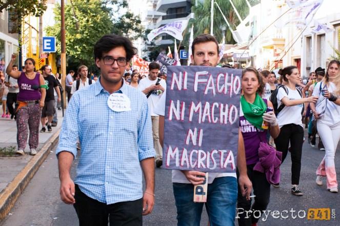 Marcha por el día de la mujer © Ana Isla, proyecto341.com reservados todos los derechos / all rights reserved